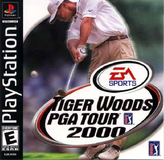 Screenshot Thumbnail / Media File 1 for Tiger Woods PGA Tour 2000 [U]